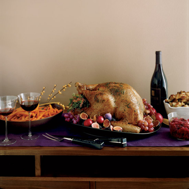 Food & Wine: Herb-Roasted Turkey