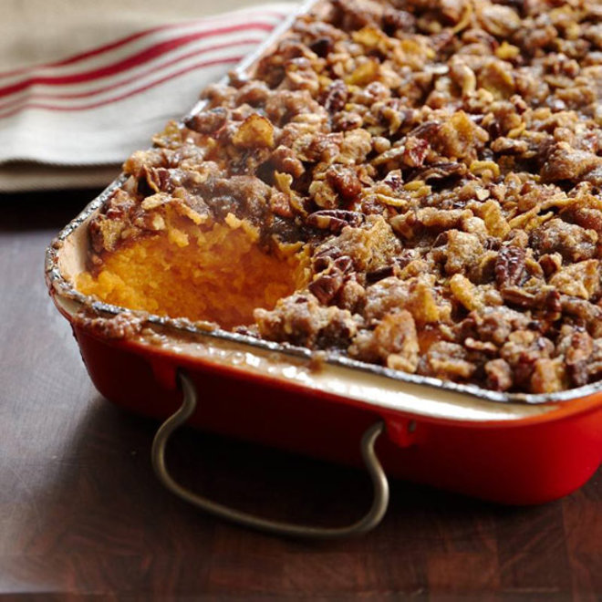 Food & Wine: Sweet Potato Casserole