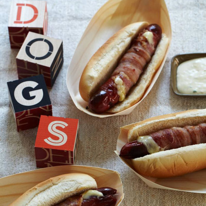 Food & Wine: 5 Innovative Hot Dogs to Make This Summer