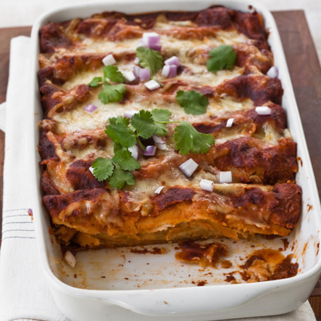Food & Wine: 7 Cheesy, Gooey Enchiladas