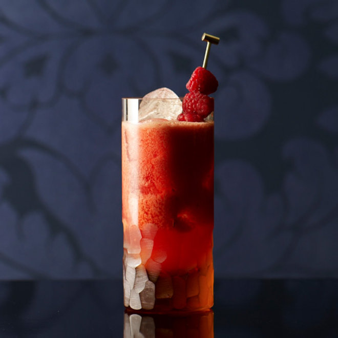 Food & Wine: Raspberry Fizz