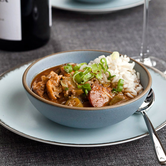 Food & Wine: Chicken Gumbo for Mardi Gras