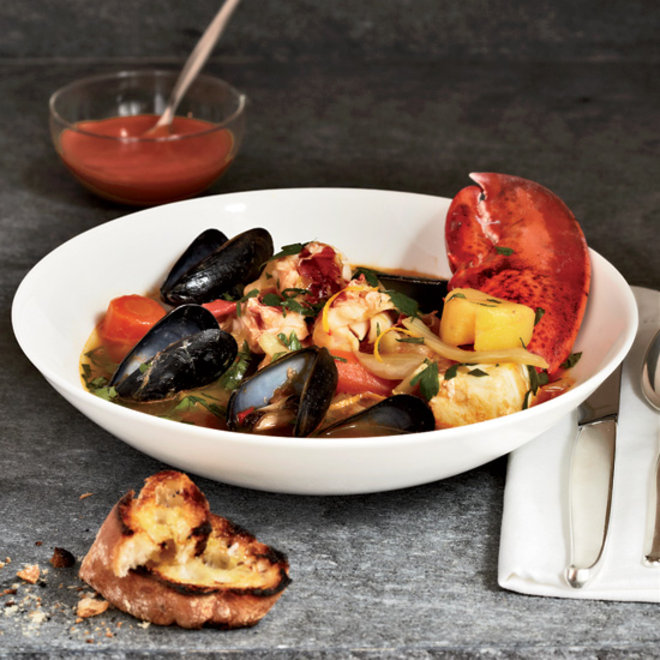 Food & Wine: 8 Ways to Cook with Lobster Shells