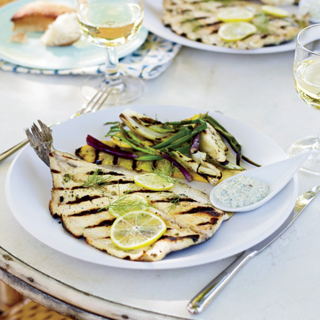 Food & Wine: Two Foolproof Trout Recipes for Beginners
