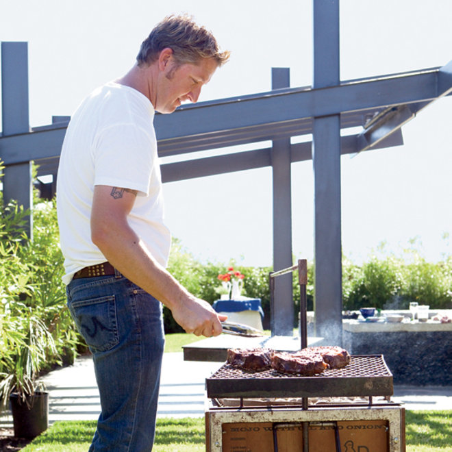 Food & Wine: Tim Love Grilling