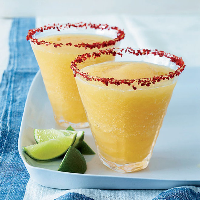 Food & Wine: Mango Margaritas.