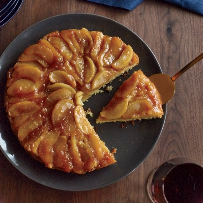 Food & Wine: 7 Awesome Upside-Down Cakes