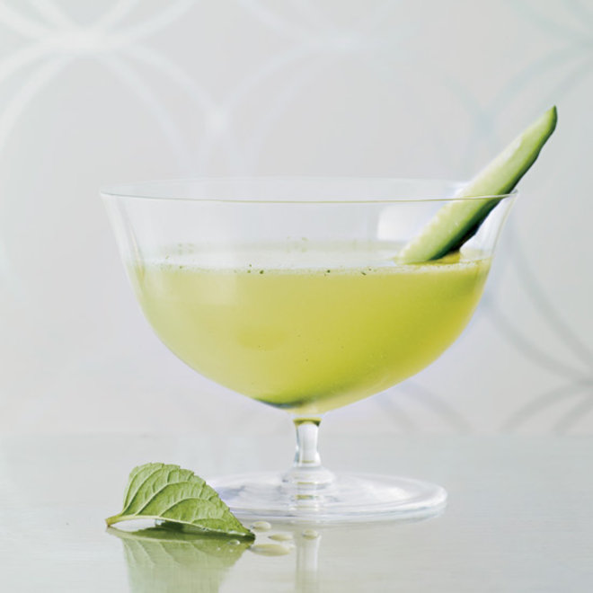 Food & Wine: Silver Monk Cocktail