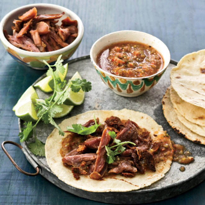 Food & Wine: 13 Things to Add to Tacos
