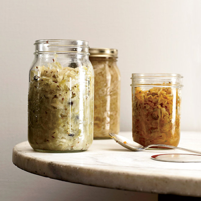 Food & Wine: Homemade Sauerkraut