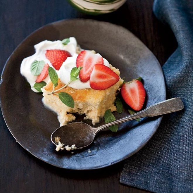 Food & Wine: 7 Best Sponge Cake Recipes