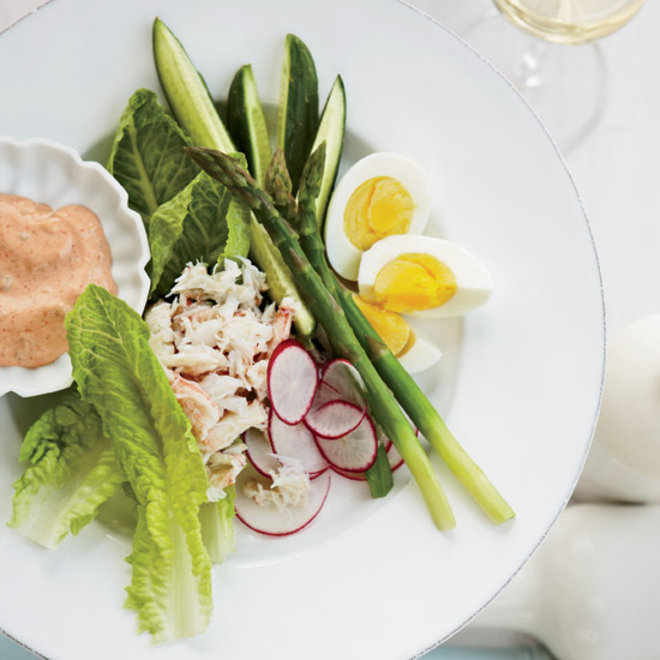 Food & Wine: Crab Louie