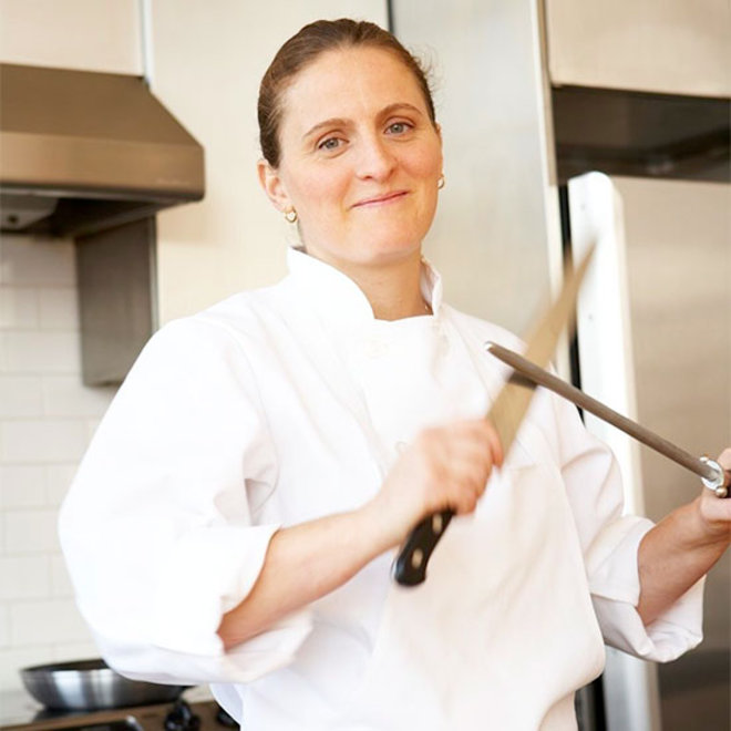 Food & Wine: Top Women Chefs Cook to Support SHARE
