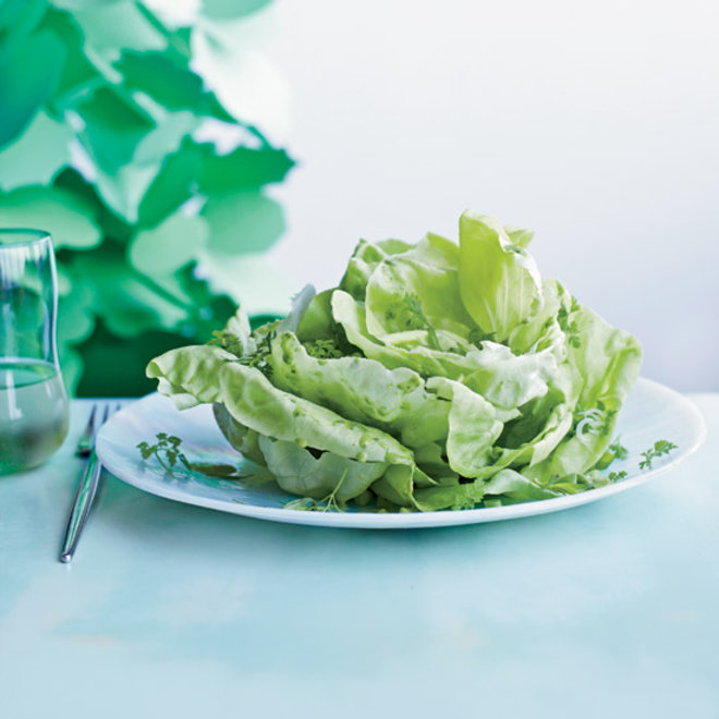 Food & Wine: Boston Lettuce Salad