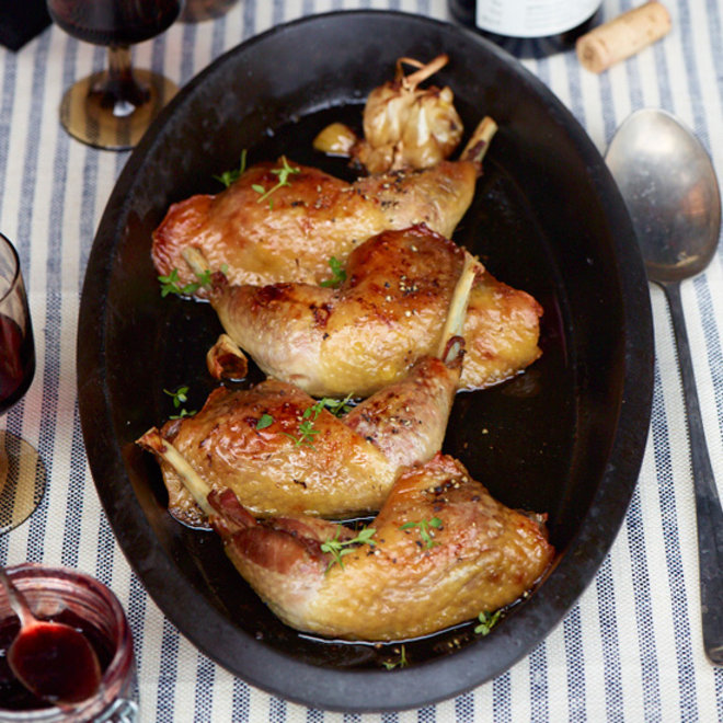 Food & Wine: Guinea Hen is the New Chicken