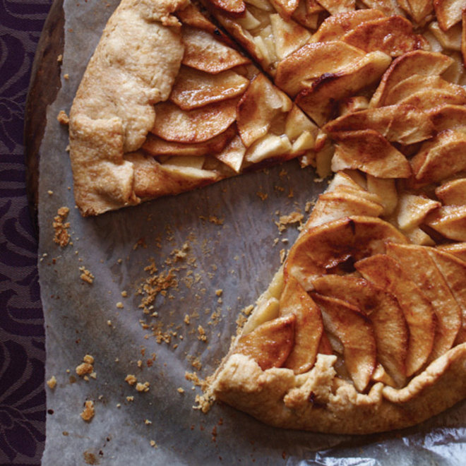 Food & Wine: Country Apple Galette Recipe