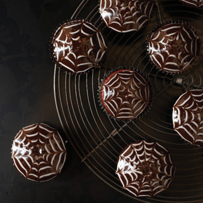 Food & Wine: Get Ready for Halloween with Spider Web Cupcakes and Candy-Friendly Wines