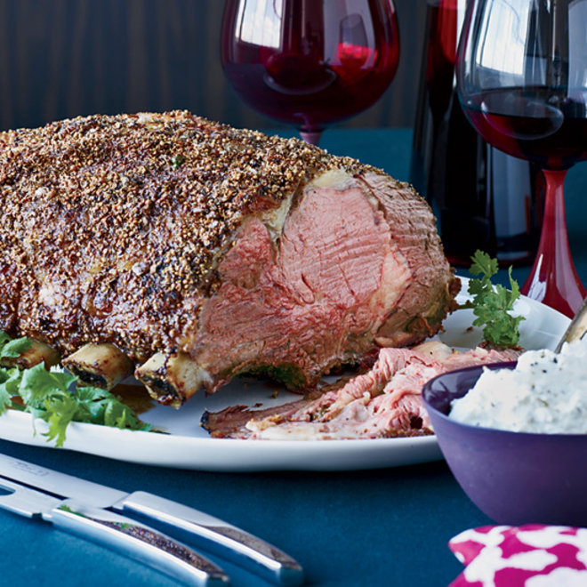 Food & Wine: 4 Wine-Pairing Rules for Your Roasts