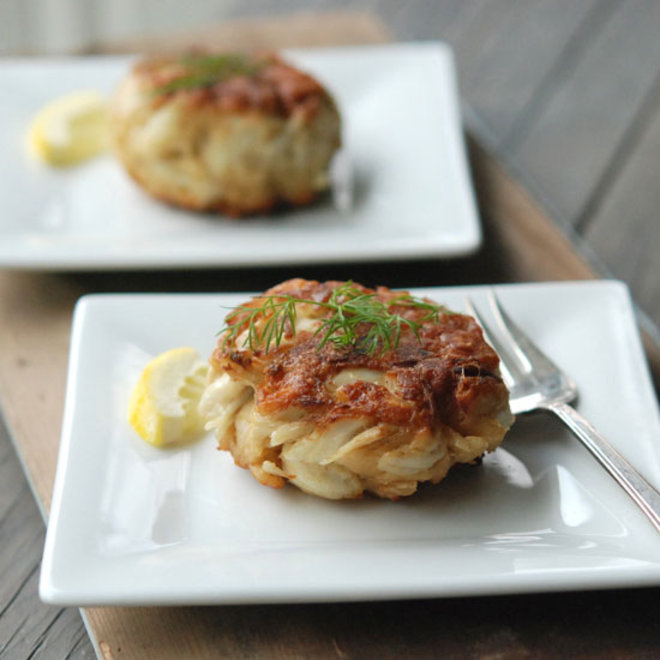 Recipe For Authentic Maryland Crab Cakes