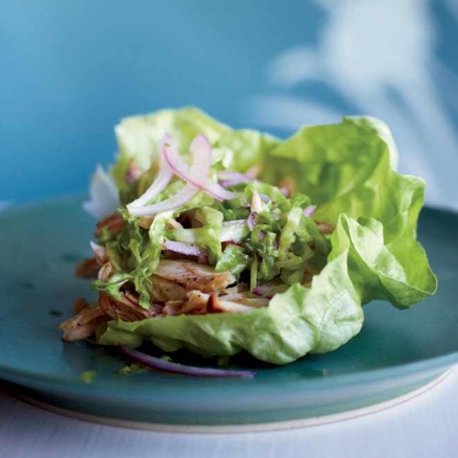Food & Wine: 8 Crisp, Fresh and Totally Satisfying Lettuce Cup Recipes