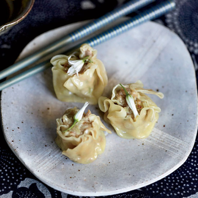 Food & Wine: Shumai with Crab and Pork