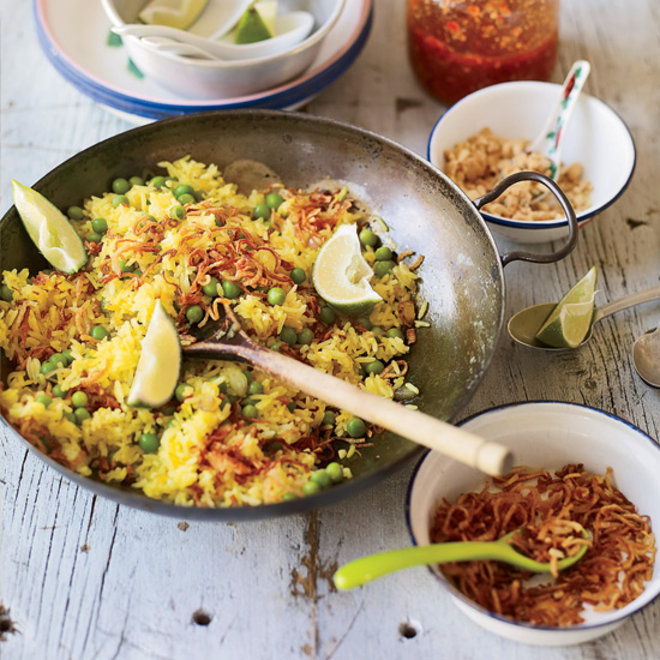 Food & Wine: Fried Rice with Shallots