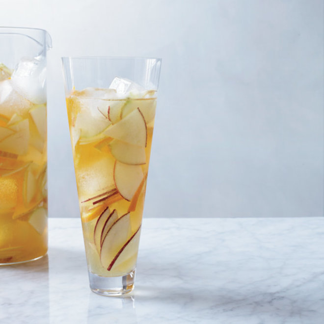 Food & Wine: Hard Cider Sangria