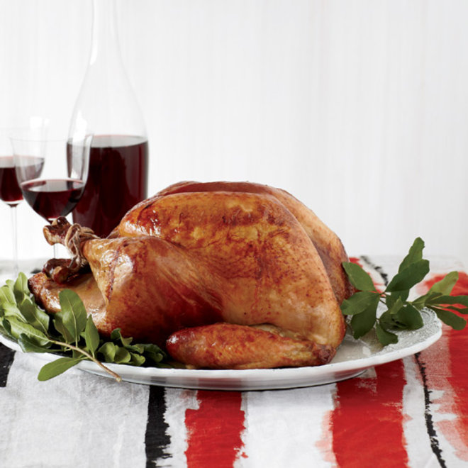 Food & Wine: 5 Best Brines for Thanksgiving Turkey