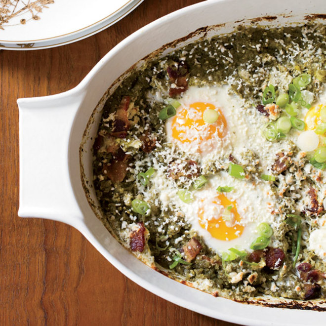 Food & Wine: The Secret Best Egg Dish Ever