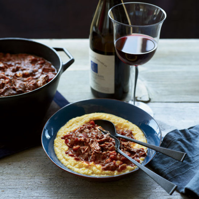 Food & Wine: Why Polenta Should Be Your Holiday Season Staple