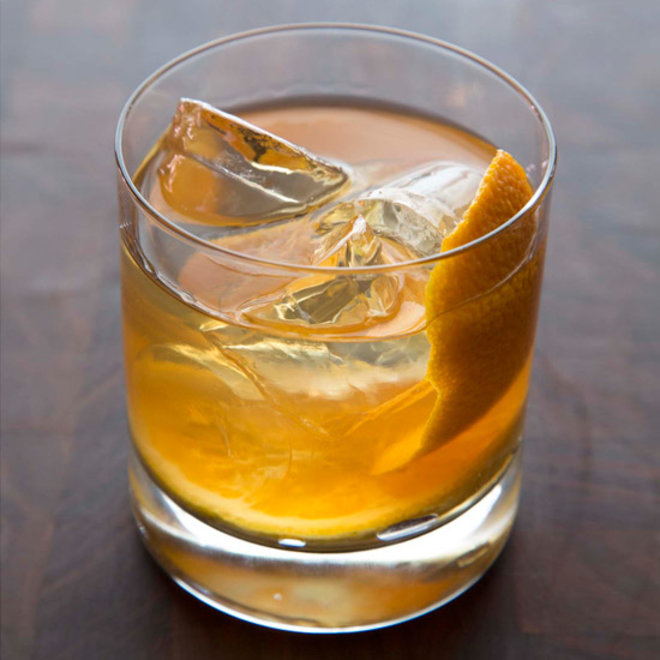 Food & Wine: The Easiest Fall Cocktail Ever