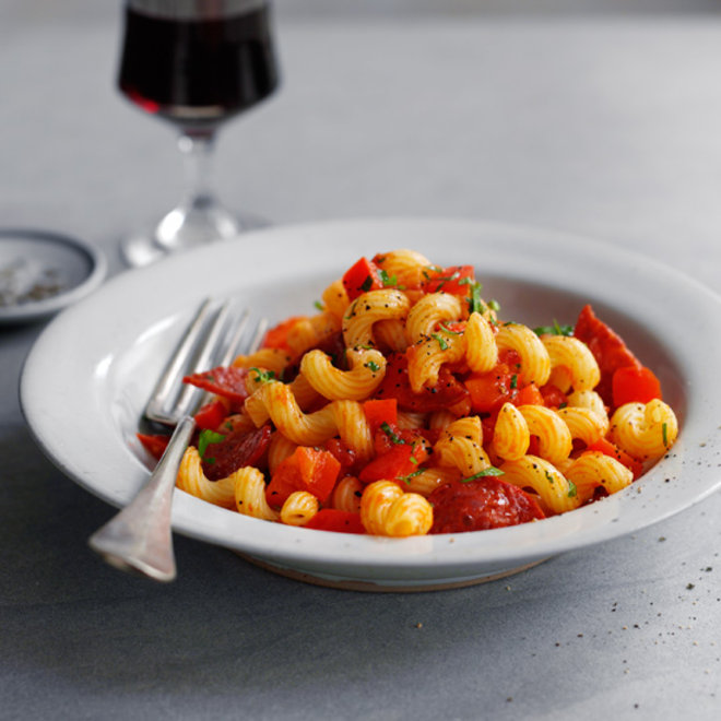 Food & Wine: Pasta Shapes for Every Personality