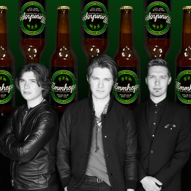 Food & Wine: From Boy Band to Brewering: Taylor Hanson Talks Mmmhops, Craft Beers & Cooking