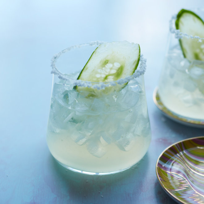 Food & Wine: Cucumber Margaritas