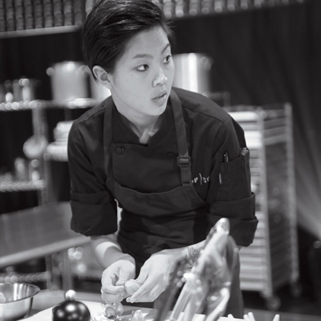 Food & Wine: Kristen Kish