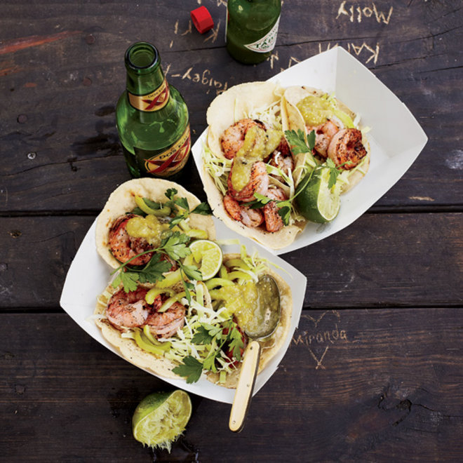 Food & Wine: 9 Crunchy Tacos That are Legitimately Healthy