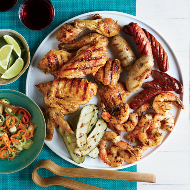 Food & Wine: 8 Grilled Meats That Belong at Your Next Tailgate