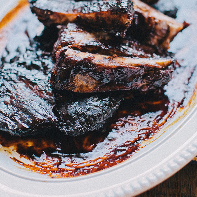 Food & Wine: Spicy Ribs