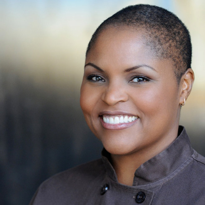 Food & Wine: Mistakes Can Teach You So Much, Says Star Chef Tanya Holland