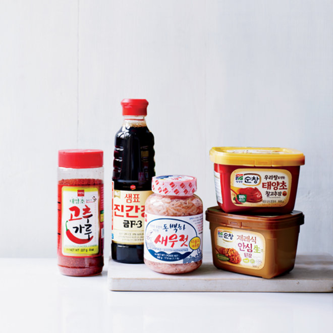Food & Wine: The Korean Pantry