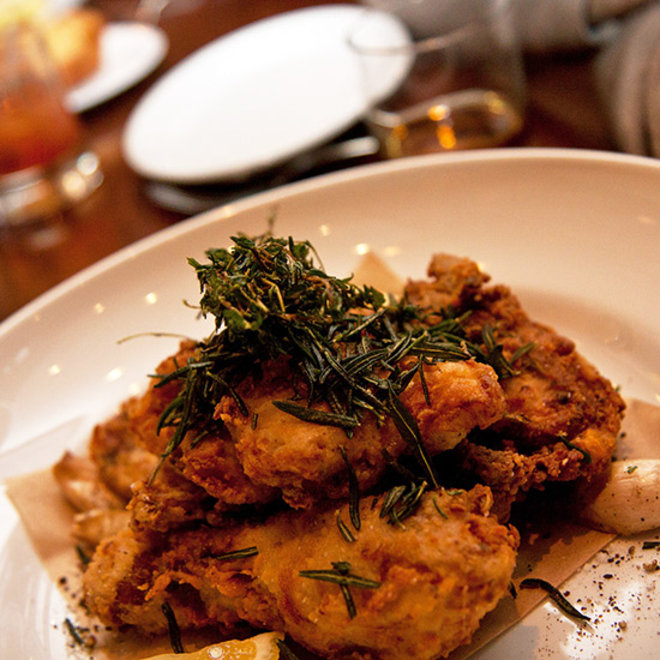 Tyler Florence's California-Fried Chicken