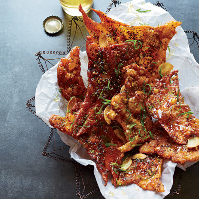 Food & Wine: 5 Recipes for Anyone Who Loves Extra-Crispy Chicken Skin