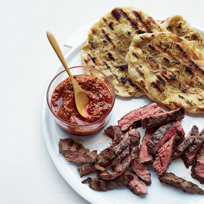 Food & Wine: 11 Sauces to Serve with Grilled Steak