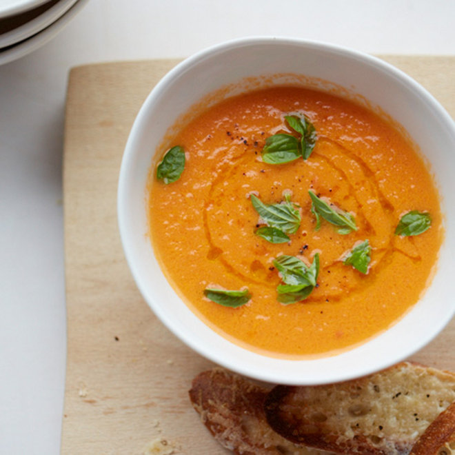 Food & Wine: 7 Recipes for Grilled Cheese's BFF, Tomato Soup