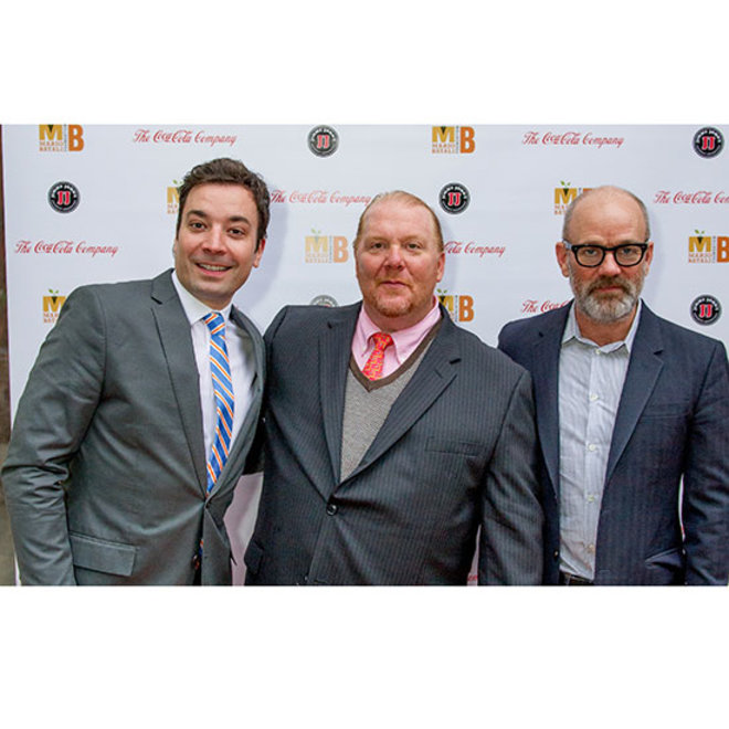Food & Wine: Mario Batali's Very Awesome Honors Dinner
