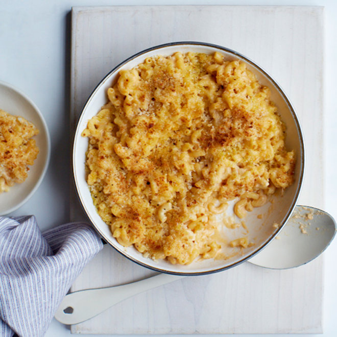 Food & Wine: Stovetop Mac and Cheese