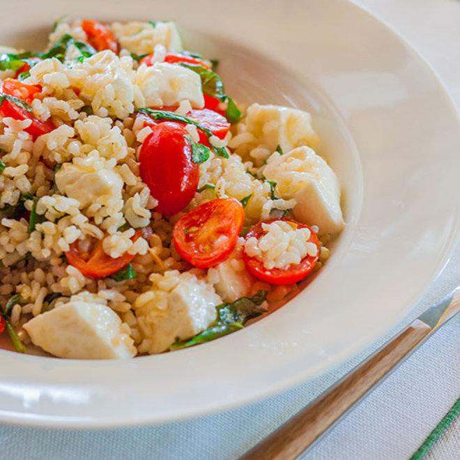 Food & Wine: 5 Rice Recipes for Pasta Lovers
