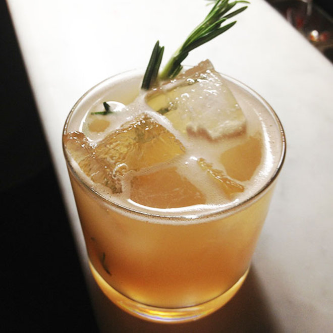 Food & Wine: Rosemary's Baby Jesus Cocktail