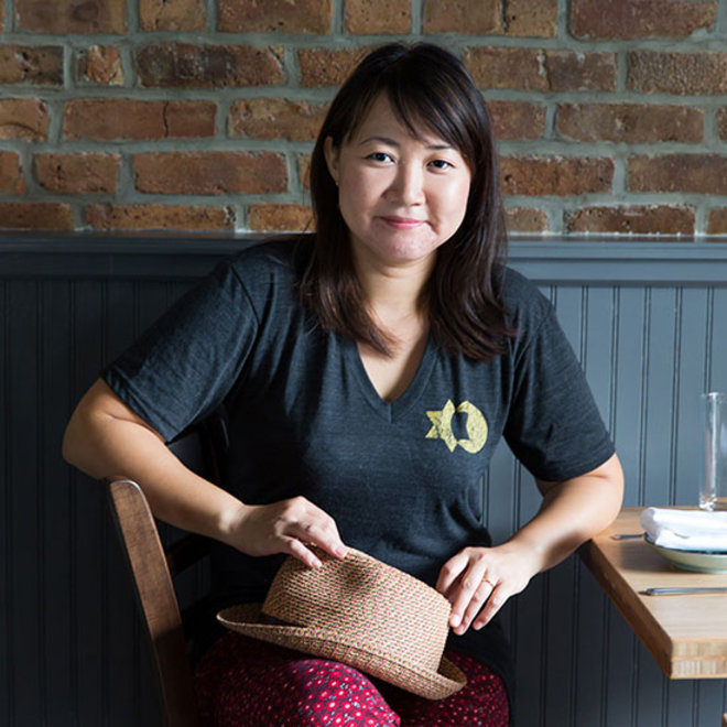 Food & Wine: Chef Sawako Okochi