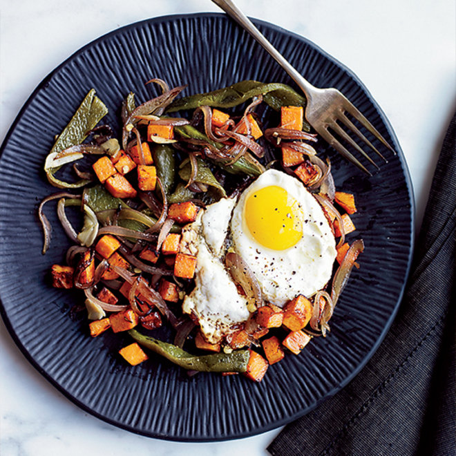 Food & Wine: Sweet potato hash